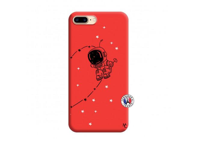 Coque iPhone 7 Plus/8 Plus Astro Boy Silicone Rouge