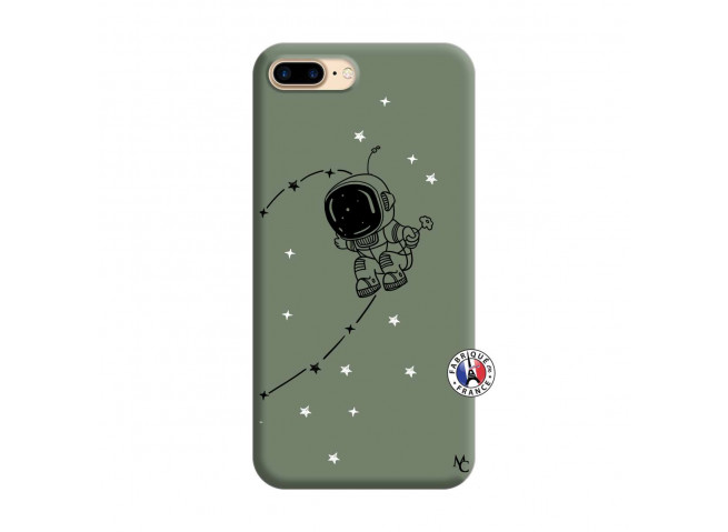 Coque iPhone 7 Plus/8 Plus Astro Boy Silicone Vert