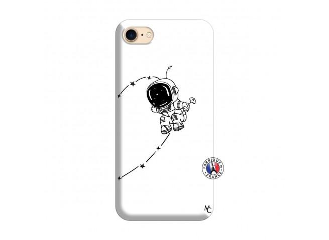 Coque iPhone 7/8 Astro Boy Silicone Blanc