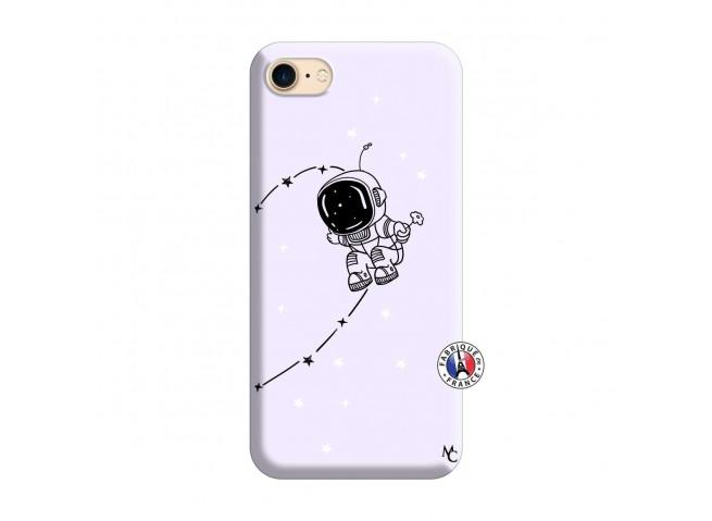 Coque iPhone 7/8 Astro Boy Silicone Lilas