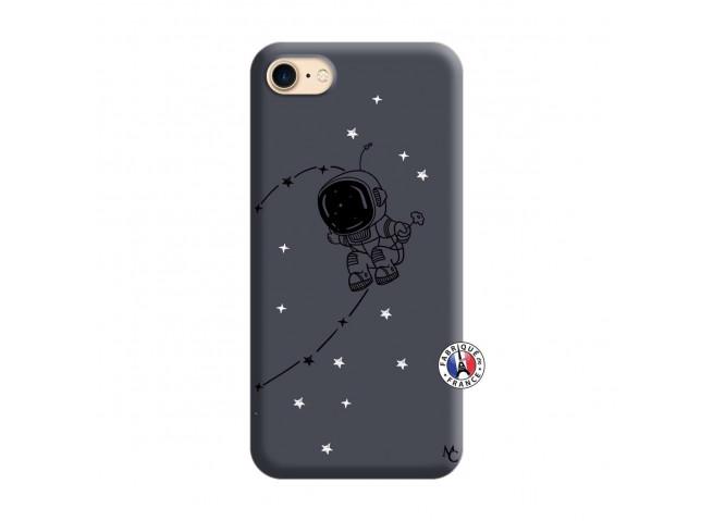 Coque iPhone 7/8 Astro Boy Silicone Navy