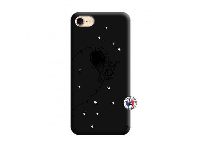 Coque iPhone 7/8 Astro Boy Silicone Noir