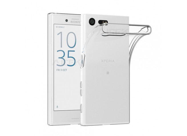 Coque Sony Xperia X Compact Clear Flex