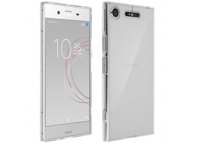 Coque Sony Xperia XZ1 Clear Flex