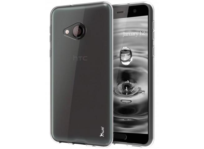 Coque HTC U Play Clear Flex