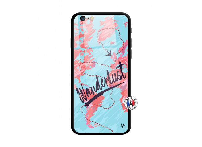 Coque iPhone 6 Plus/6s Plus Wanderlust Verre Trempe