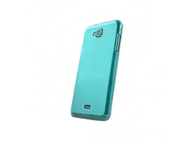 Coque Wiko Slide Regular Flex-turquoise