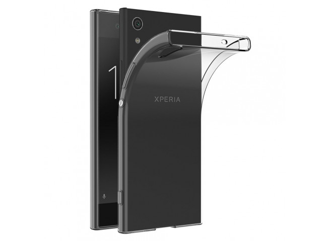 Coque Sony Xperia XA1 Ultra Clear Flex