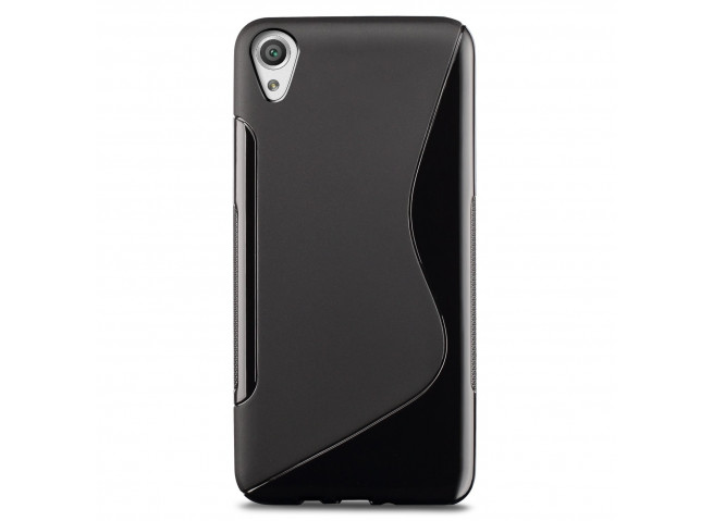 Coque Sony Xperia X Performance Silicone Grip-Noir