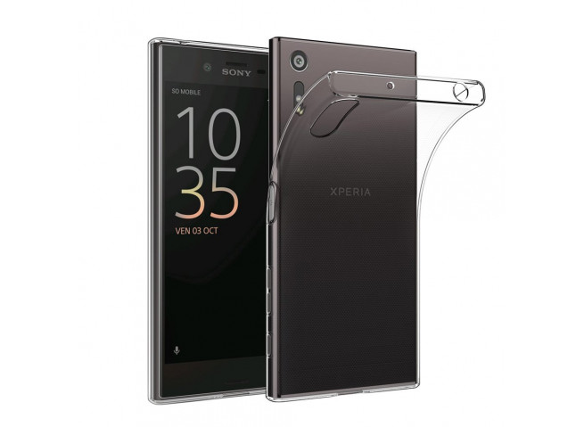 Coque Sony Xperia XZ Clear Flex