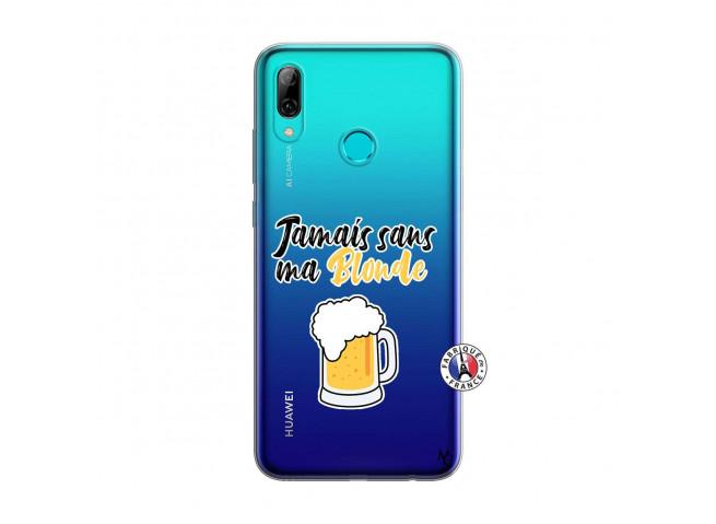 Coque Huawei P Smart 2019 Jamais Sans Ma Blonde
