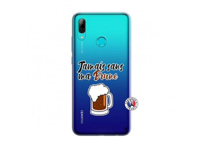 Coque Huawei P Smart 2019 Jamais Sans Ma Brune