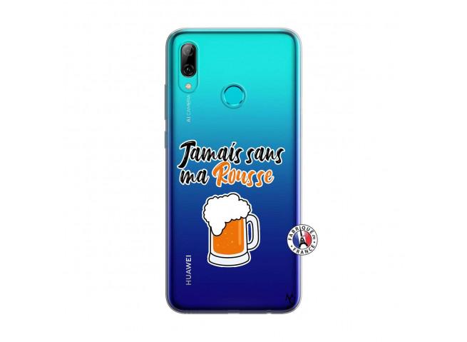 Coque Huawei P Smart 2019 Jamais Sans Ma Rousse