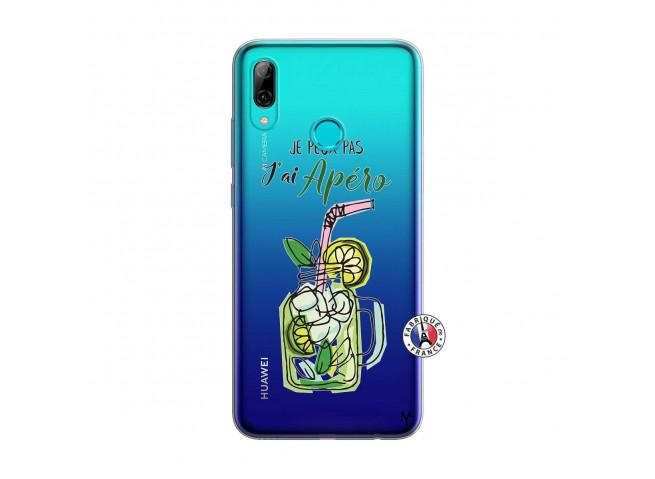 Coque Huawei P Smart 2019 Je peux pas J'ai Apéro