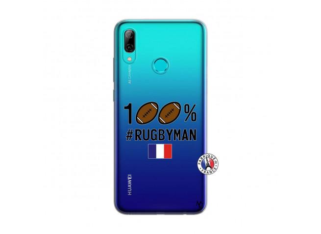 Coque Huawei P Smart 2019 100% Rugbyman