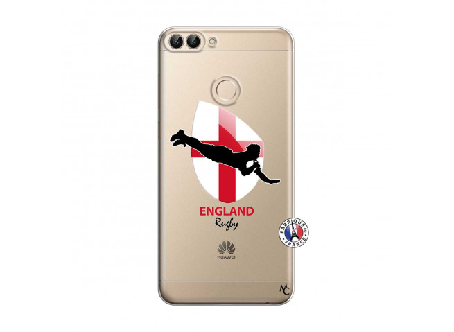 Coque Huawei P Smart Coupe du Monde Rugby-England