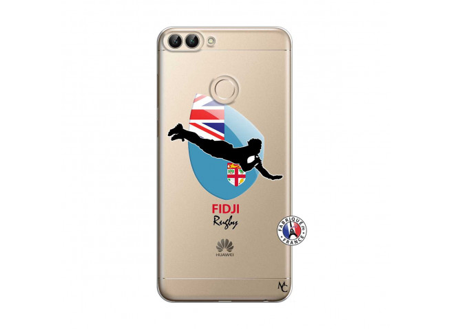 Coque Huawei P Smart Coupe du Monde Rugby Fidji