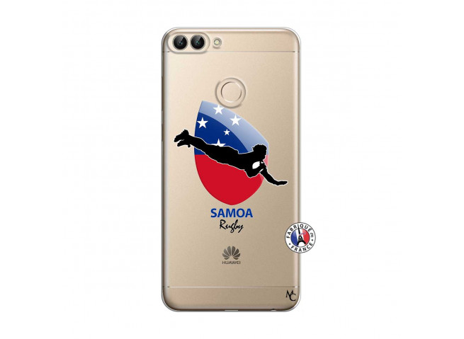 Coque Huawei P Smart Coupe du Monde Rugby-Samoa