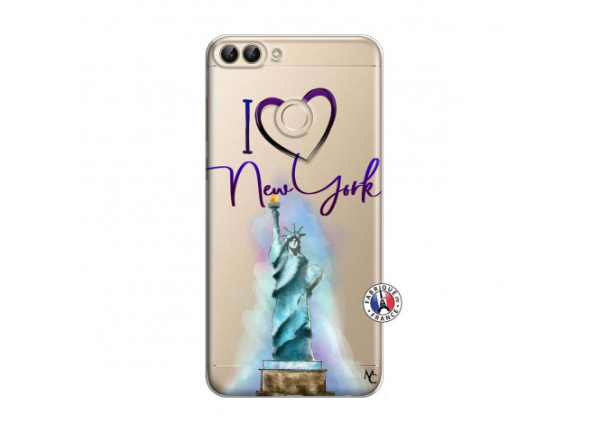 Coque Huawei P Smart I Love New York