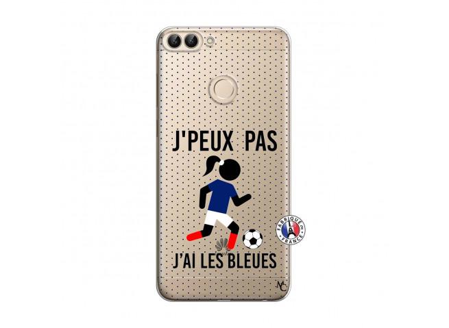 Coque Huawei P Smart Je Peux Pas J Ai Les Bleues Maillot