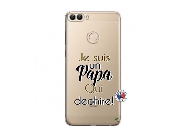 Coque Huawei P Smart Je Suis Un Papa Qui Dechire