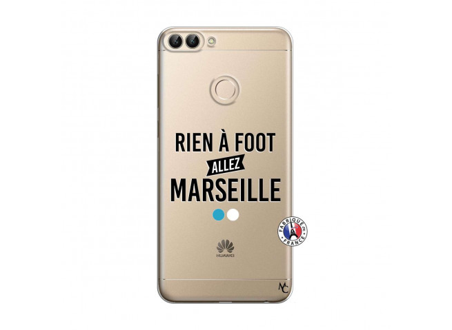 Coque Huawei P Smart Rien A Foot Allez Marseille