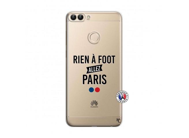 Coque Huawei P Smart Rien A Foot Allez Paris