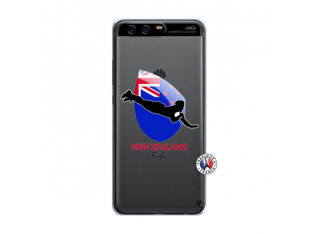 Coque Huawei P10 Coupe du Monde Rugby- Nouvelle Zélande