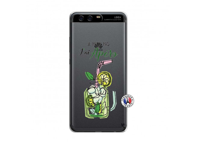 Coque Huawei P10 Je peux pas J'ai Apéro