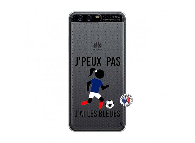 Coque Huawei P10 Je Peux Pas J Ai Les Bleues Maillot