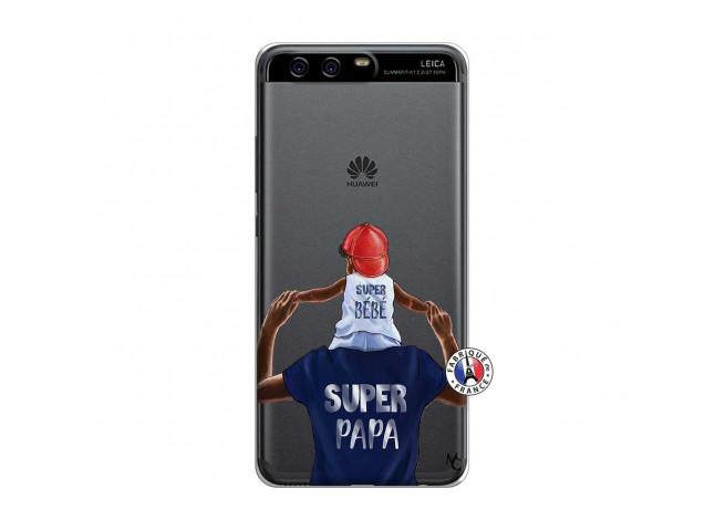 Coque Huawei P10 Papa Super Heros