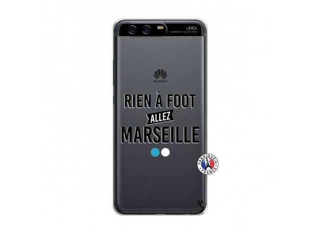 Coque Huawei P10 Rien A Foot Allez Marseille