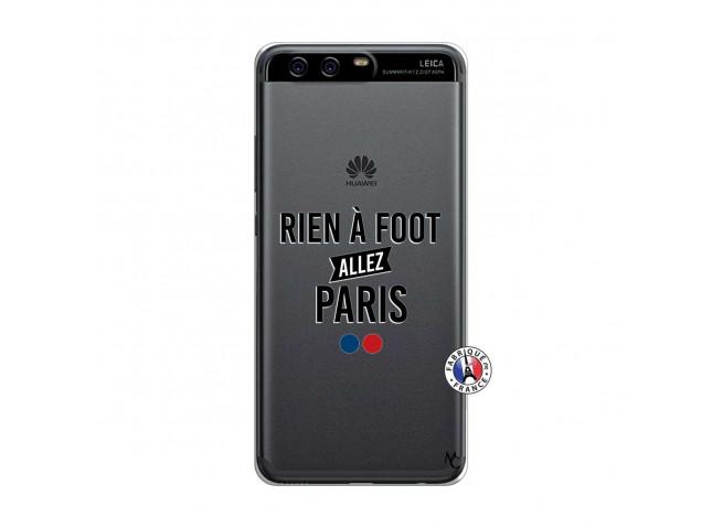 Coque Huawei P10 Rien A Foot Allez Paris