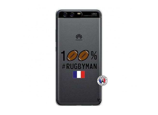 Coque Huawei P10 100% Rugbyman