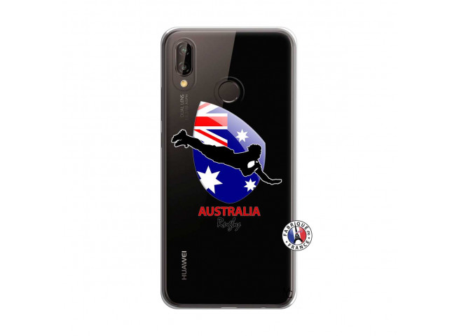 Coque Huawei P20 Lite Coupe du Monde Rugby-Australia