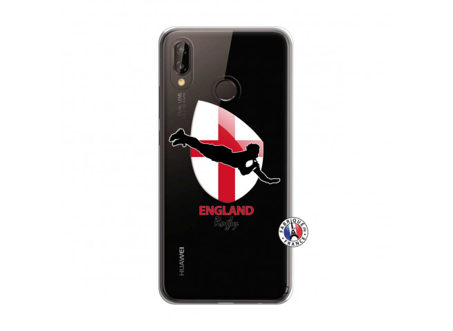 Coque Huawei P20 Lite Coupe du Monde Rugby-England