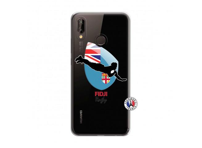 Coque Huawei P20 Lite Coupe du Monde Rugby Fidji
