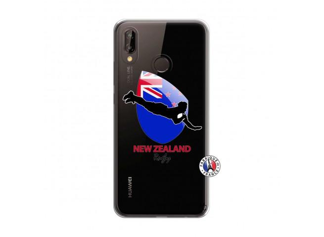 Coque Huawei P20 Lite Coupe du Monde Rugby- Nouvelle Zélande
