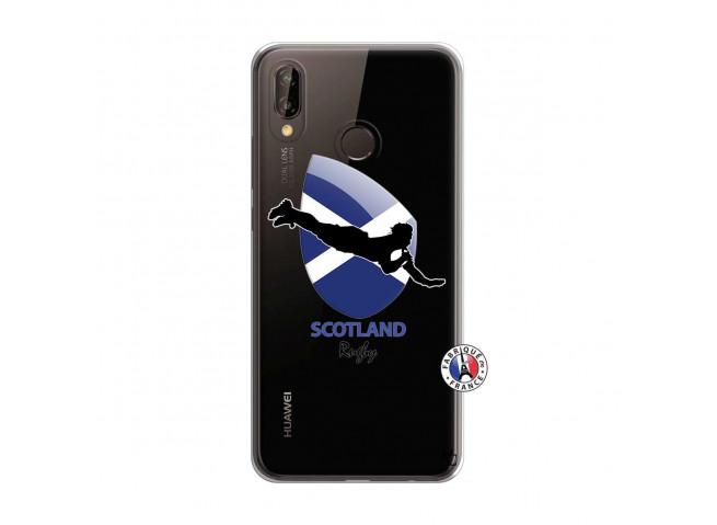 Coque Huawei P20 Lite Coupe du Monde Rugby-Scotland