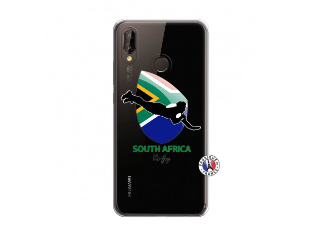 Coque Huawei P20 Lite Coupe du Monde Rugby-South Africa