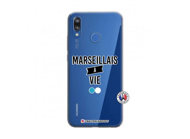 Coque Huawei P20 Lite Marseillais à Vie