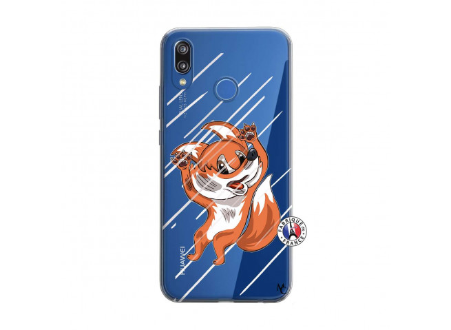 Coque Huawei P20 Lite Fox Impact