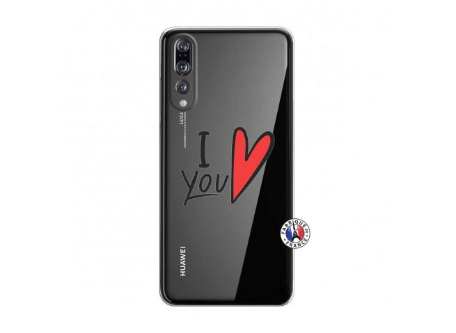 Coque Huawei P20 PRO I Love You