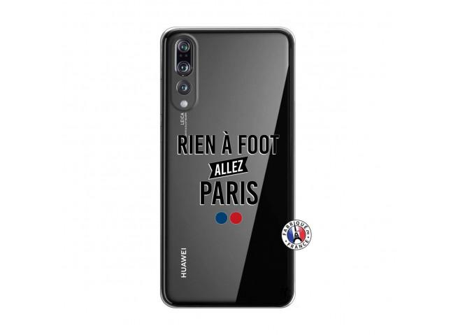 Coque Huawei P20 PRO Rien A Foot Allez Paris