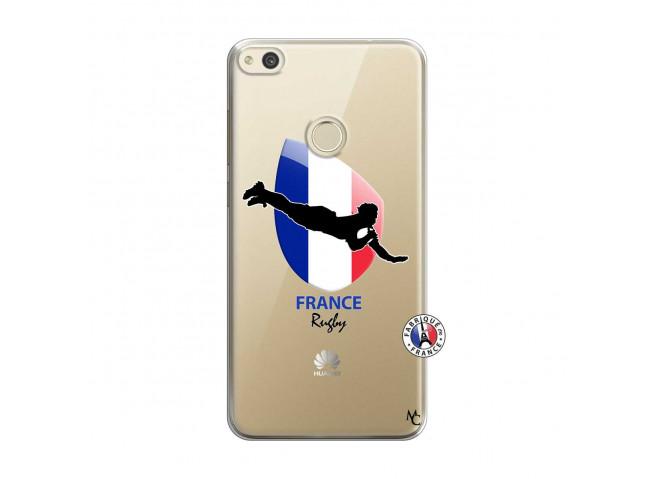 Coque Huawei P8 Lite 2017 Coupe du Monde de Rugby-France