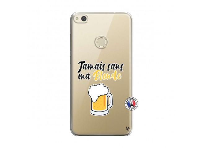 Coque Huawei P8 Lite 2017 Jamais Sans Ma Blonde