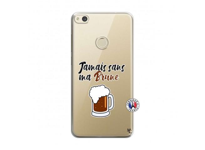 Coque Huawei P8 Lite 2017 Jamais Sans Ma Brune