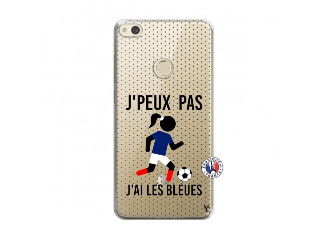 Coque Huawei P8 Lite 2017 Je Peux Pas J Ai Les Bleues Maillot