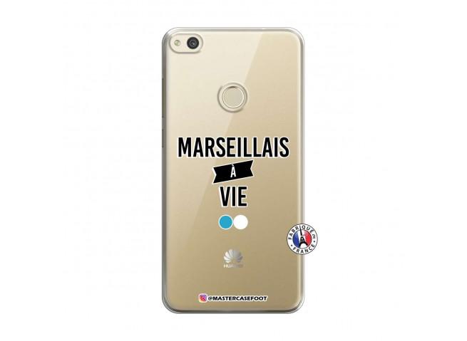 Coque Huawei P8 Lite 2017 Marseillais à Vie