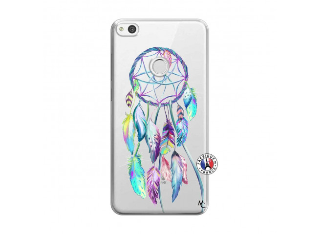Coque Huawei P9 Lite Blue Painted Dreamcatcher